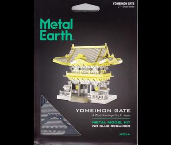 Metal Earth 3D Model : Yomeimon Gate