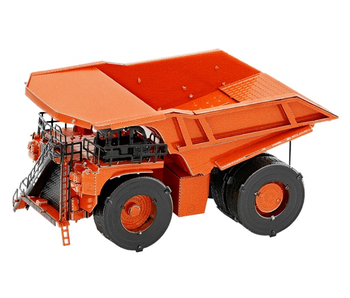 Metal Earth 3D Model : Mining Truck