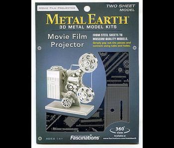 Metal Earth 3D Model : Movie Film Projector