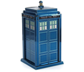 METAL EARTH 3D MODEL: DOCTOR WHO TARDIS