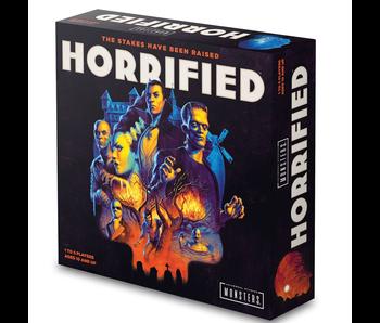 UNIVERSAL STUDIOS MONSTERS - HORRIFIED BOARD GAME