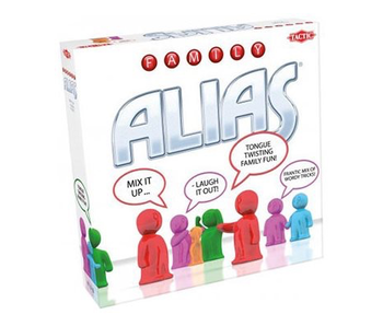 ALIAS FAMILY - WORD EXPLAINING GAME
