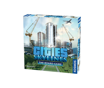 Cities Skyline - The Board Game