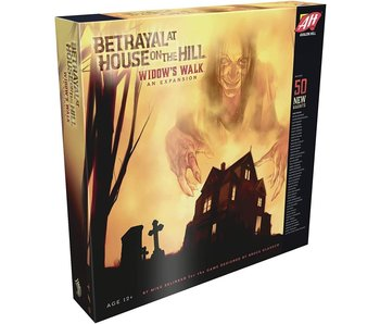 BETRAYAL AT HOUSE ON THE HILL WINDOW'S WALK - AN EXPANSION