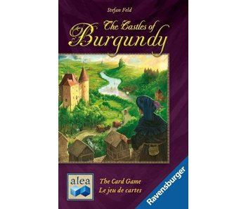 THE CASTLES OF BURGUNDY: THE CARD GAME - BY STEFAN FELD