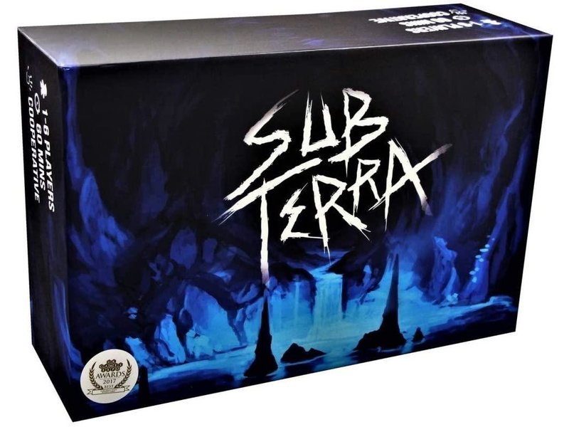 Sub Terra Deluxe+ Edition Boardgame