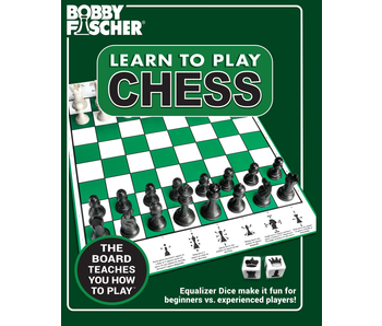 LEARN TO PLAY CHESS WITH BOBBY FISCHER