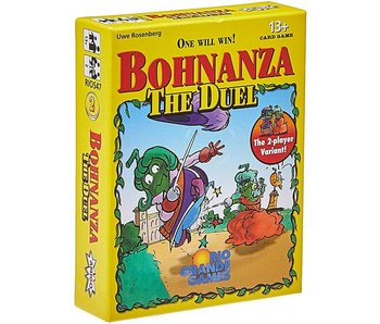 BOHNANZA: THE DUEL - CARD GAME