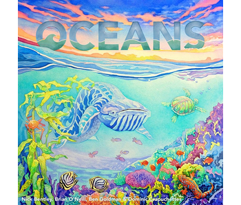 OCEANS LIMITED EDITION - AN EVOLUTION BOARDGAME