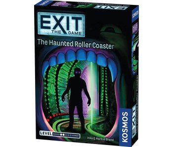 EXIT THE GAME - THE HAUNTED ROLLER COASTER