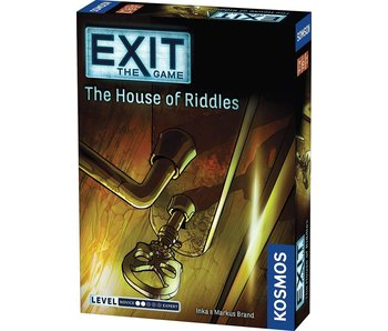 EXIT THE GAME - THE HOUSE OF RIDDLES