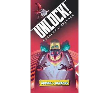 UNLOCK! ESCAPE ADVENTURES: SQUEEK & SAUSAGE