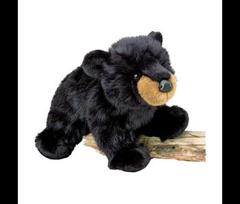 DOUGLAS CUDDLE TOY PLUSH BOULDER BLACK BEAR