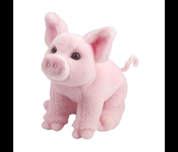 DOUGLAS CUDDLE TOY PLUSH BETINA PINK PIG