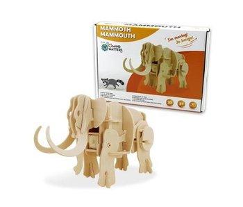 Mind Matters Walking Mammoth