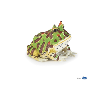 PAPO FIGURINE HORNED FROG