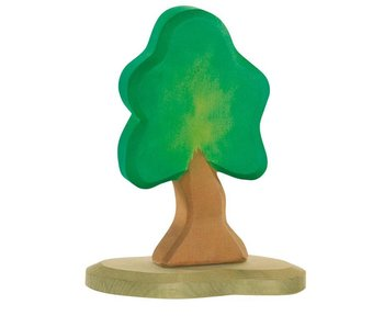 OSTHEIMER OAK - SMALL WITH SUPPORT WOODEN FIGURE