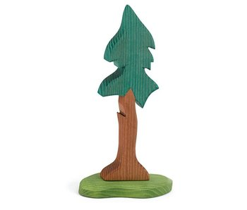 Ostheimer Tall Spruce With Trunk & Support