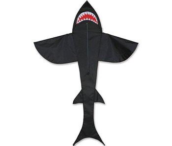 PREMIER KITES BLACK SHARK KITE 5FT