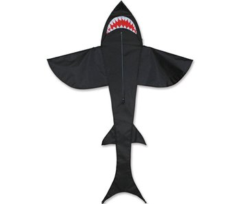 PREMIER KITES BLACK SHARK KITE 5FT