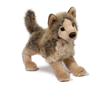 DOUGLAS CUDDLE TOY PLUSH TYSON WOLF DOG