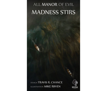ALL MANOR OF EVIL: MADNESS STIRS Expansion