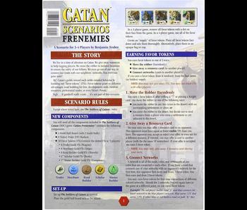 CATAN SCENARIOS - FRENEMIES
