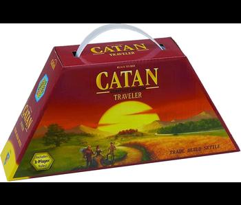 CATAN: TRADE BUILD SETTLE - TRAVELER EDITION