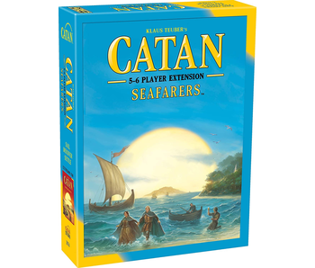CATAN 5-6 PLAYER EXTENSION: SEAFARERS
