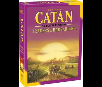 CATAN 5-6 PLAYER EXTENSION: EXPLORERS & PIRATES