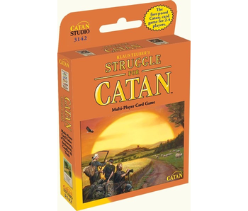 STRUGGLE FOR CATAN: MULTIPLAYER CARD GAME