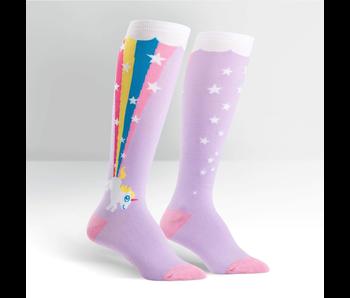 Sock It To Me : Knee High Funky: Rainbow Blast
