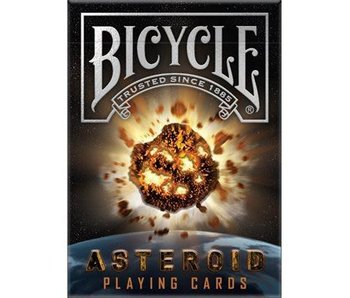 Bicycle Playing Card Deck Asteroid
