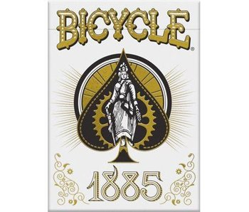 Bicycle Playing Card Deck 1885