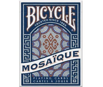 Bicycle Playing Card Deck Mosaique