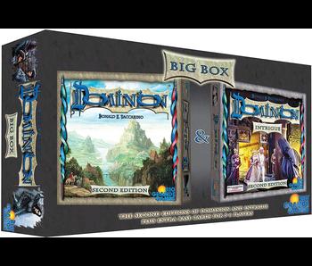 DOMINION: BIG BOX 2ND EDITION BOARDGAME (INCLUDES INTRIGUE)