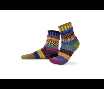 Solmate Socks Adult Crew October Morning Medium