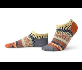 Solmate Socks Adult Ankle  Nutmeg  Medium
