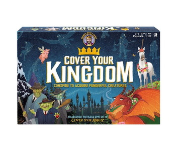 GRANDPA BECK'S GAMES: COVER YOUR KINGDOM - CONSPIRE TO ACQUIRE PUNDERFUL CREATURES