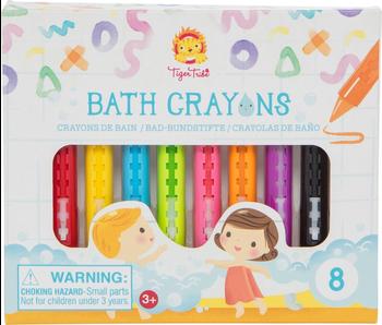 Bath Crayons with Cloth