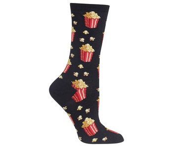 Hotsox Originals POPCORN BLACK