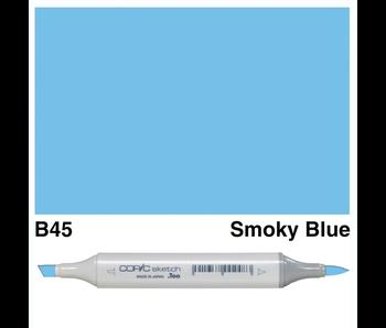 COPIC SKETCH B45 SMOKY BLUE