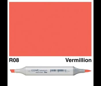 Copic Ink 12ml R08 Vermillion