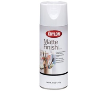 KRYLON MATTE FINISH SPRAY 11OZ Available for local delivery ONLY