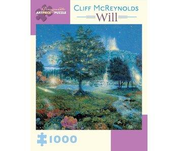 POMEGRANATE ARTPIECE PUZZLE 1000 PIECE: CLIFF MCREYNOLDS WILL