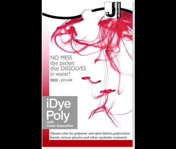 IDYE POLY W/ COLOUR INTENSIFIER RED