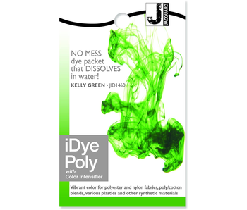 IDYE POLY W/ COLOR INTENSIFIER KELLY GREEN,