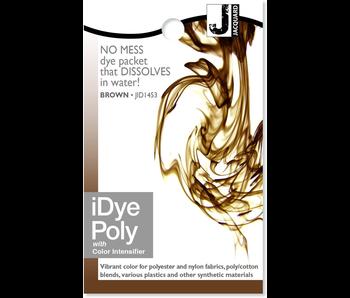 IDYE POLY W/ COLOR INTENSIFIER BROWN