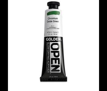 GOLDEN OPEN 2OZ Chromium Oxide Green SERIES 3