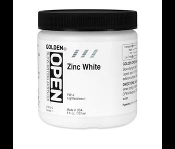 GOLDEN OPEN 8OZ ZINC WHITE SERIES 1